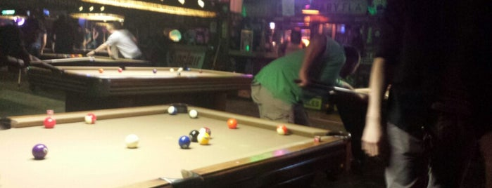 Sportstown Billiards is one of Orlando Bachelor Party.