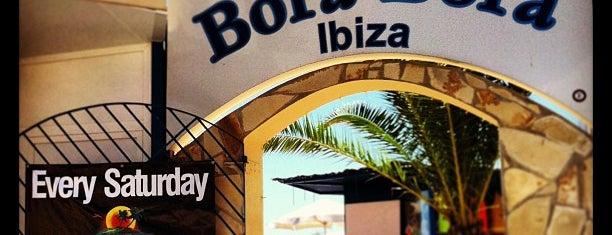 Bora Bora Ibiza is one of Ibiza.
