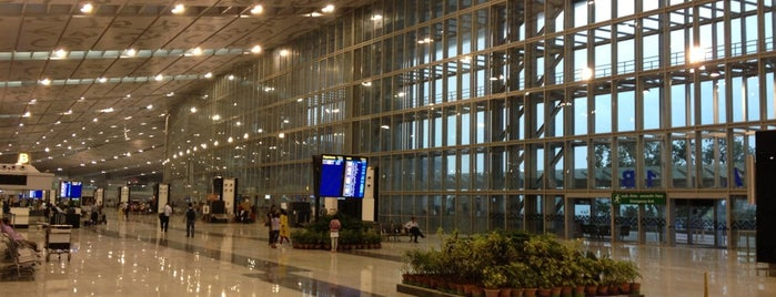 Netaji Subhash Chandra Bose International Airport (CCU) is one of สถานที่ที่ Dave ถูกใจ.