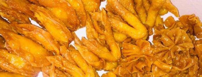 Shahrooz Pastry & Nuts | شیرینی و خشکبار شهروز is one of Posti salvati di Nora.