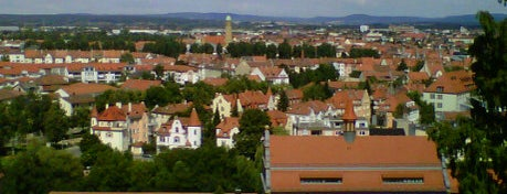 Bamberg is one of ❤-Plätze.