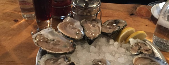 Upstate Craft Beer and Oyster Bar is one of The 25 Best Seafood Restaurants in America.