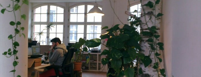 Agora is one of Coworking.