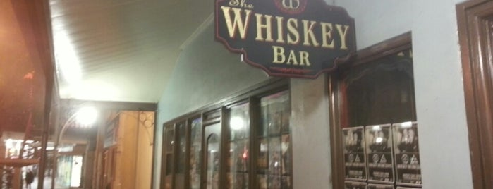 Whiskey Bar is one of Teresa 님이 저장한 장소.
