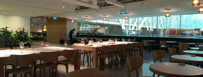 The Qantas Singapore Lounge is one of Dave 님이 좋아한 장소.