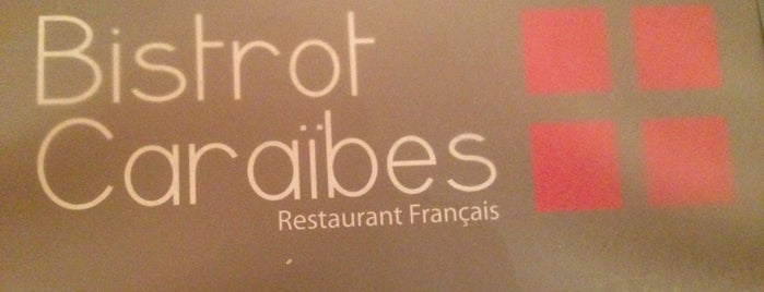 Bistrot Caraibes is one of Posti che sono piaciuti a Charles.