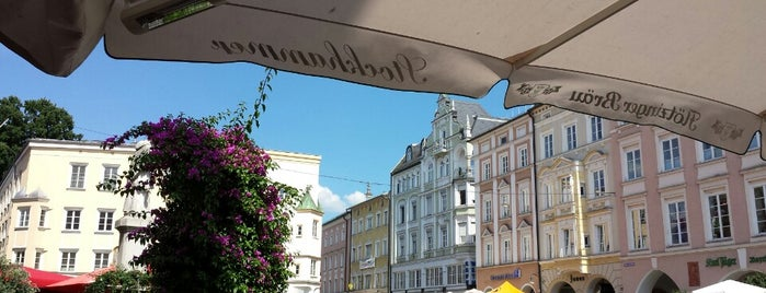 Gasthaus zum Stockhammer is one of Essen gehen.