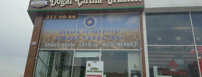 Doğal Çiftlik Ürünleri is one of สถานที่ที่ Banu Y ถูกใจ.