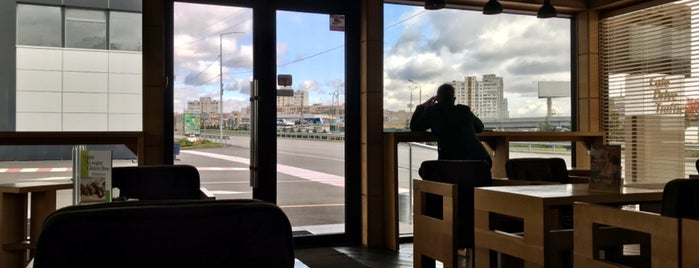 Cafe Drive is one of Kyiv.