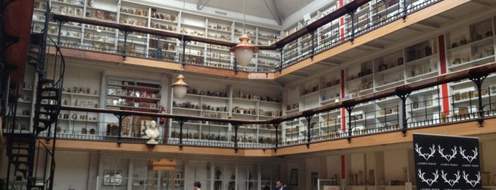 Barts Pathology Museum is one of Inspired locations of learning.