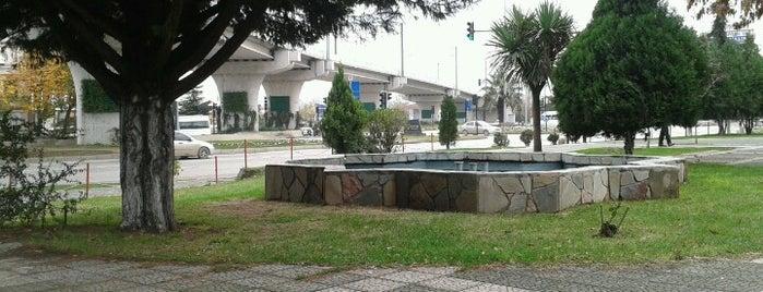 Gençlik Parkı is one of Orte, die Havvanur gefallen.