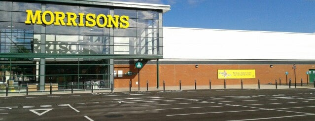 Morrisons is one of Orte, die Carl gefallen.