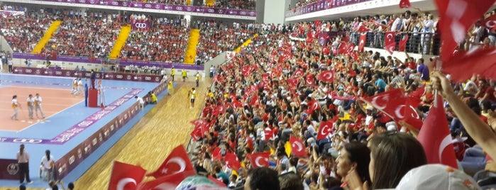 Servet Tazegül Spor Salonu is one of Mustafa'nın Beğendiği Mekanlar.