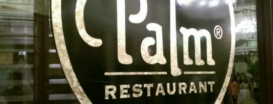 The Palm is one of Restaurants downtown.