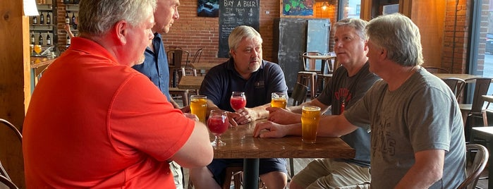 Thirsty Street Brewing Company is one of Breweries I've Visited.