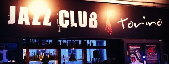 Jazz Club Torino is one of Torino.