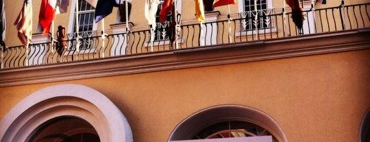 Quisisana Grand Hotel is one of Travel.