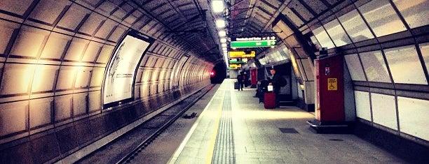 Heathrow Terminal 4 Railway Station (HAF) is one of TFL Elizabeth Line Stations.