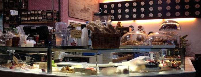 Café Andino is one of Posti che sono piaciuti a Gabi.