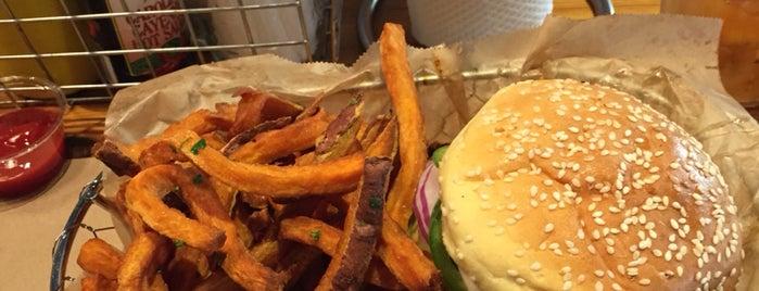 Farm Burger is one of Daingerfield/Davenport Wedding in Asheville!.