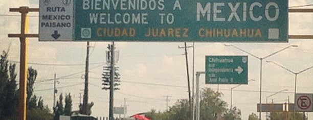 Aduana Mexicana is one of สถานที่ที่บันทึกไว้ของ Gabriel.