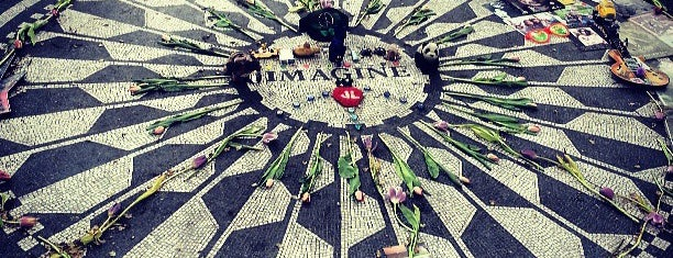 Strawberry Fields is one of New York.