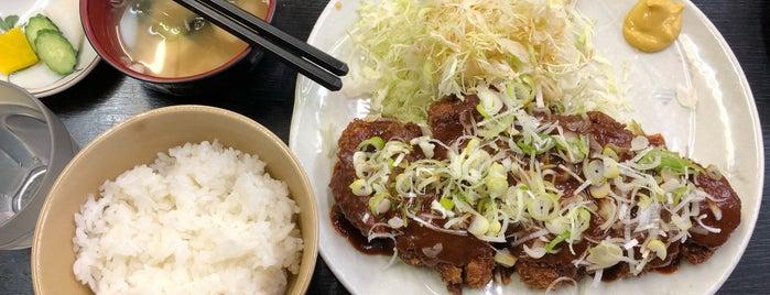 とんかつ 大淀亭 is one of Miyazaki.