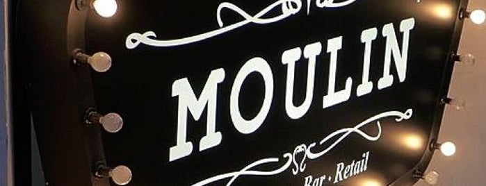 Moulin is one of Bangkok Gastronomy.