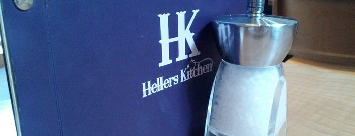 Hellers Kitchen is one of EDI.