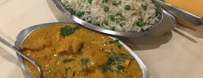 Bombay Restaurant Cuisine Of India is one of Los Angeles.