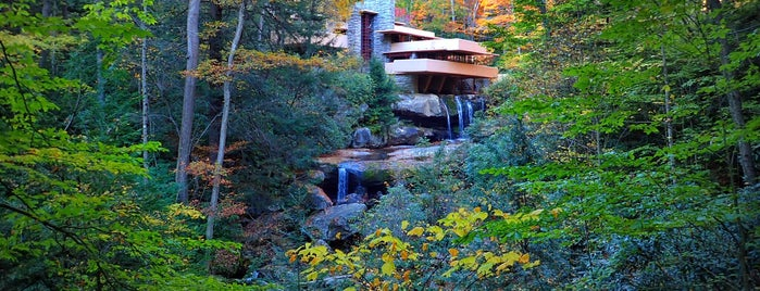 Fallingwater is one of USA #4sq365us.