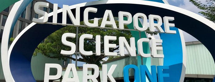 Science Park Singapore is one of Tempat yang Disimpan MAC.