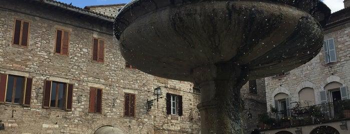 Assisi is one of Viaggiatori : понравившиеся места.