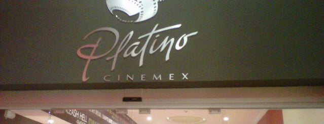 Cinemex is one of Locais curtidos por R.