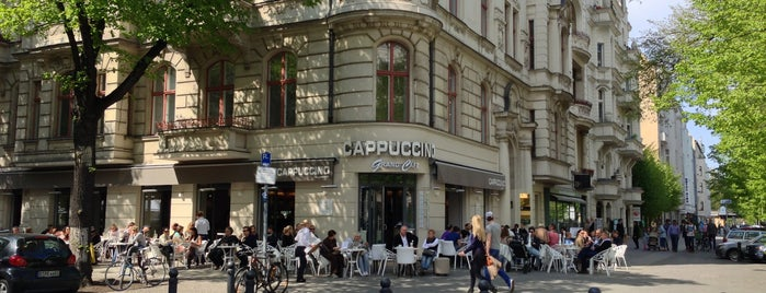 Grand Cafe Cappucino is one of Maj-Brittさんのお気に入りスポット.