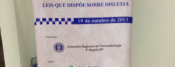 Conselho Regional de Medicina do Estado de São Paulo (CREMESP) is one of Lugares favoritos de Luis.