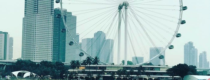 Singapore Flyer Gallery is one of Singapour.