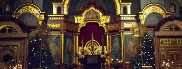 St. Nicholas Russian Orthodox Cathedral is one of NYC Left to Do.