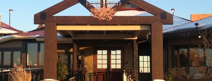 EdgeWild Restaurant & Winery is one of St Louis Restaurants.