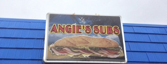 Angie's Subs is one of Jacksonville.