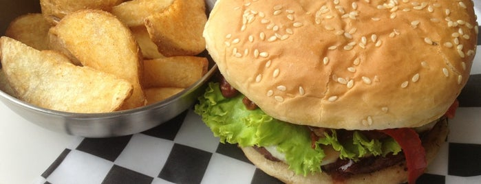 FIREHOUSE is one of Burgers.
