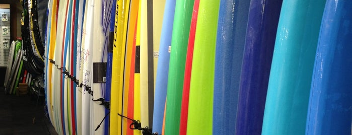 Jack's Surfboards is one of OC SoCal Trip @Kurtwvs.