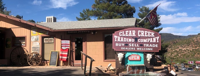 Clear Creek Trading is one of Arizona March 2021.