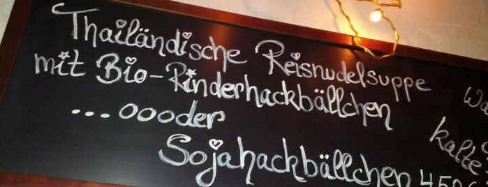 Kitty Rock Belly Full is one of Must-visit Food in Kiel.