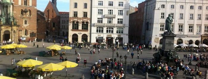 Cafe Szał is one of Krakow.