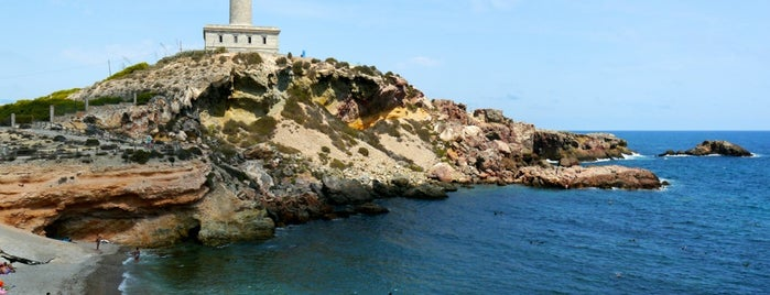 Faro de Cabo de Palos is one of Faros.