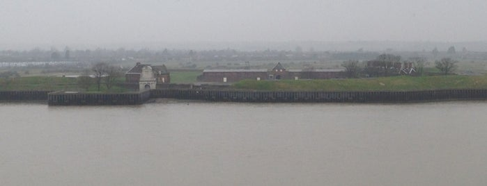Tilbury Fort is one of Lugares favoritos de Carl.