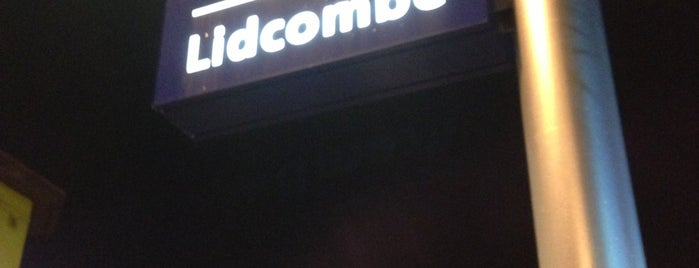 Lidcombe Station (Concourse) is one of Sydney Train Stations Watchlist.