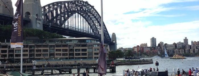Sydney Harbour Bridge is one of Australia.