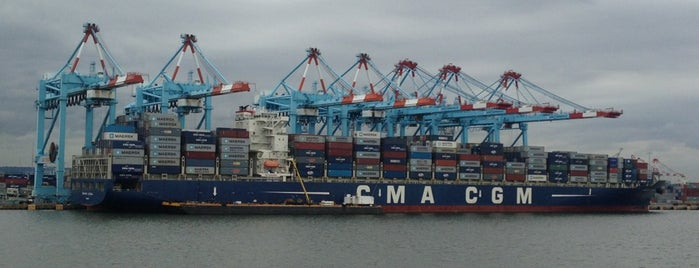 Port Elizabeth Container Term is one of fatih 님이 좋아한 장소.
